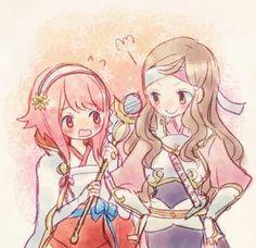 Hana and Sakura