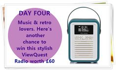 #Win a stylish retro vintage radio. Enter this competition here http://www.moneymagpie.com/article/win-amazing-prizes-in-8-days-of-competitions