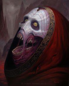 James Ryman Fantasy Artist | Sci-Fi Art of James Ryman