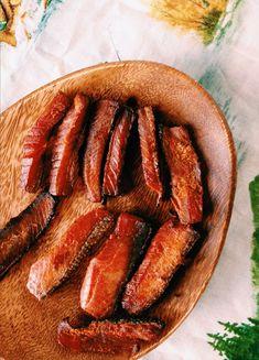fish jerky recipe