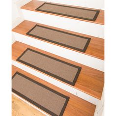 Best Harrison Weave Washable Area Rugs Stair Treads Latex 640 x 480