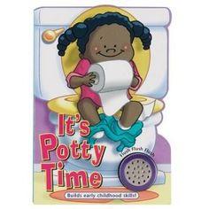 It's Potty Time-Girls-AA (Time to (Penton Overseas))
