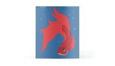 """""""Beta Fish"""" Mug #beta #fish #bubbles #pets #animals"""