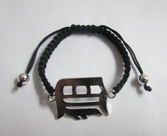 I MUST HAVE THIS!  detroit tigers bracelet by chantell516 on Etsy, $25.00