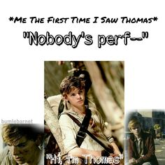 First time I saw Thomas Brodie-Sangster