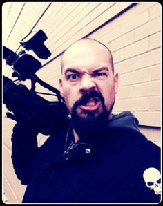 Aaron Goodwin: awesome role model, shows you to just have fun with life and do what you love :)