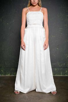 c9289e2ffe Introducing the first dress-less bridal collection offering brides    bridesmaids a range of luxury