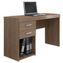 Mesa para Computador/Escrivaninha Malta 2 Gavetas Politorno 117142