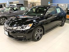 2016 Honda Accord Sport, Black In Renton, Washington 2016 Honda Accord Sport, Schwarz In Renton, Washington Honda Accord Coupe, Honda Accord Sport, Black Honda Accord, Honda Accord 2016, Honda Accord Touring, Honda Prelude, Honda Crv, Honda Civic Type R, My Dream Car