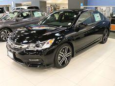 2016 Honda Accord Sport, Black In Renton, Washington