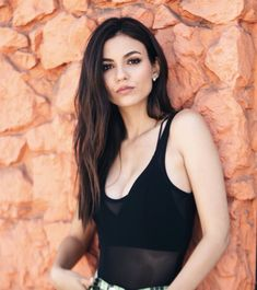 Victoria Justice-Fotoshooting im Juni 2018 - Celebrity Beautiful Celebrities, Beautiful Actresses, Beautiful Women, Vicky Justice, Non Blondes, Vogue Uk, Hot Actresses, Look Fashion, Victorious
