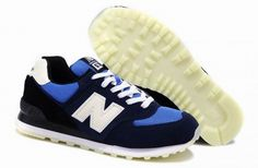 Joes New Balance US574M3 Lovers Blue White Northern Lights Mens Shoes