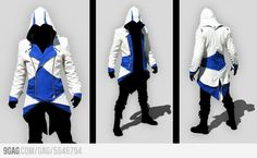 Awesome Assassin's Creed Jacket