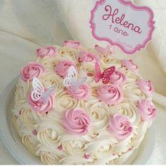 . Birthday Cake, Baking, Desserts, Pie Decoration, Descendants Cake, Cakes, Recipes, Pastries, 1st Birthday Parties