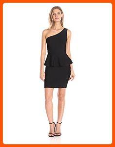 BCBGMax Azria Women's Malia Knit Cocktail Dress, Black, XS - All about women (*Amazon Partner-Link)