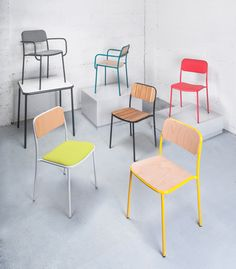 Verso collection by Tomoko Azumi for MARK Product