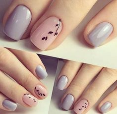 Classy Nails, Simple Nails, Trendy Nails, Cute Acrylic Nails, Acrylic Nail Designs, Fun Nails, Nail Manicure, Manicures, Nagellack Design