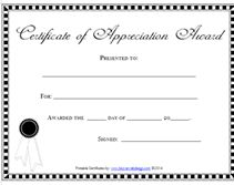 sample certificate of participation in workshop