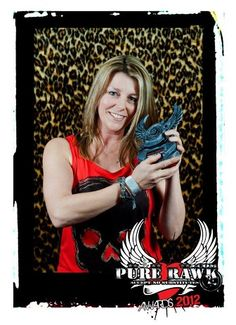 Emma Scott - promoter of the year winner 2012