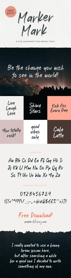 688 Best Open &/or Free Fonts images in 2019 | Fonts