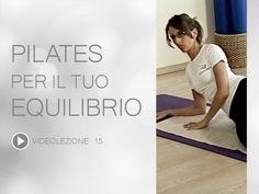Video Pilates Lezione 15 | Pilates per il tuo Equilibrio