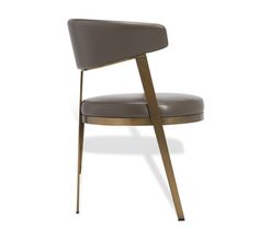 Adele Dining Chair - Gray Interlude Home