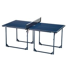 JOOLA USA MIDSIZE Table Tennis Table