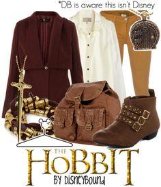Disney Bound - The Hobbit