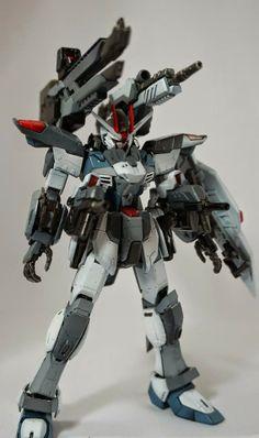 GUNDAM GUY: RG 1/144 Freedom Gundam - Customized Build by Dante dela Cruz