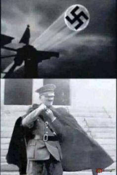 Hitler is our savior Best Memes, Dankest Memes, Funny Memes, Terrible Jokes, Stupid Memes, Funny Cute, The Funny, Hilarious, Short Comics