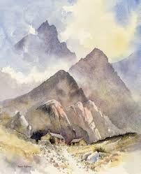 Resultado de imagen de david bellamy watercolour
