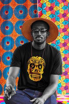 Studios of Colors at ChaleWote2014, Ghana by Ofoe Amegavie