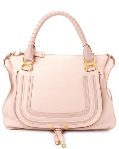 "Chloe ""Marcie"" Large Leather Shoulder Bag is on Rue. Shop it now."