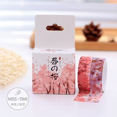 Cheap kawaii dress, Buy Quality sakura you directly from China sakura fashion Suppliers: 2pcs/lot Japanese Washi Tape 15MM * 10M Adesivo Decorative Scotch Masking Tape Papelaria For Scrapbooking Stickers Diy W
