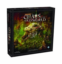 Enter to win a copy of the game, Chaos In the Old World, sponsored by The Giveaway Geek!