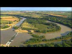 España, entre el cielo y la tierra. 13 - Padre Ebro (Río Ebro - Navarra, Zaragoza y Tarragona).