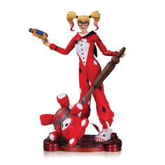 Dc Comics Infinite Crisis Pajama Party Harley Quinn Action Figure: Amazon.co.uk: Toys & Games