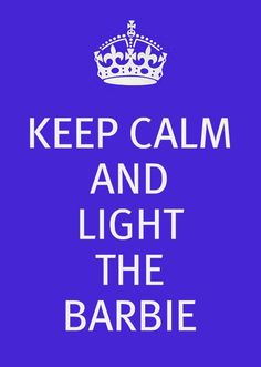 •*♥☼•*¨`Happy Australia Day!!•*¨`•*♥☼. For those of you who don't live in this Wonderful Country, a Barbie is a Bar-b-que. But Hey we