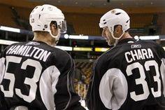Boston Bruins Defense
