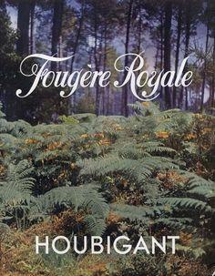 fougere royale vintage ad - Поиск в Google