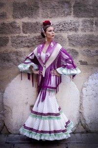 Niebla-Coleccion 2015-El Ajoli-Trajes de Flamenca
