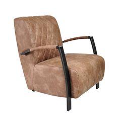 Fotel loft- wyjątkowy, skórzany fotel dla miłośników stylu loft, skandynawskiego oraz industrialnego.