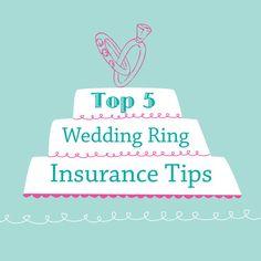 A Few Tips on Wedding Ring Insurance