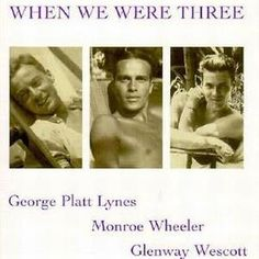 Glenway Wescott - G.Platt Lynes - M. Wheeler