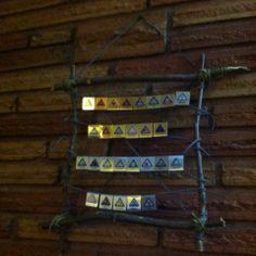 Webelos craftsman  beltloop holder sports and academics belt loops cub scout belt loops