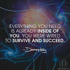 Great quote from Darren Hardy.  #darrenhardy #darrenhardyquotes  #kurttasche