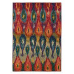Oriental Weavers Kaleidoscope 2061Z Indoor Area Rug | from hayneedle.com
