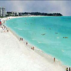 Siesta Keys. Sarasota Florida. Voted the best beach in America....Soon!