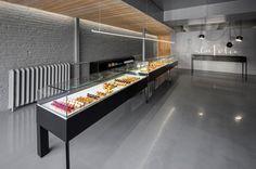 Pâtisserie À LA FOLIE | DECO-DESIGN