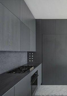 Zwarte keuken inspir